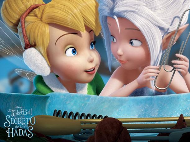 Publirreportaje : Película: Tinkerbell y el secreto de las hadas ...