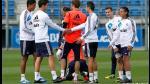 Cristian Benavente entrena con el Real Madrid (FOTOS) - Noticias de cristian benavente