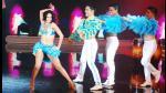 El Gran Show: Johanny Vegas superó lesión en el pie y pulió la pista al ritmo de Mambo (FOTOS) - Noticias de johanny vegas