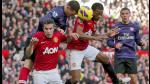 Manchester United derrota al Arsenal en Old Trafford (FOTOS) - Noticias de patrice evra