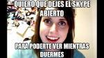 """La """"novia obsesiva"""", el meme sensación en redes sociales (FOTOS) - Noticias de cheryl walker"""