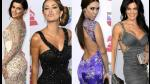 Grammy Latino 2012: Glamour y estilo en la alfombra roja (FOTOS) - Noticias de grammy latino 2012