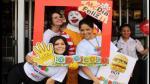McDía Feliz: Artistas reunieron 100 mil soles para la Asociación Casa Ronald McDonald (FOTOS) - Noticias de asociación casa ronald mcdonald de perú