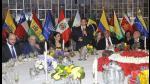 Así fue la inauguración de la reunión de presidentes de UNASUR en Lima (FOTOS) - Noticias de piñera
