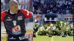 Miguel Calero: Aficionados y equipo despiden al