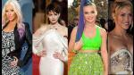 Desde Shakira hasta Katy Perry, los peores cambios de look del 2012 (FOTOS) - Noticias de katy rojas