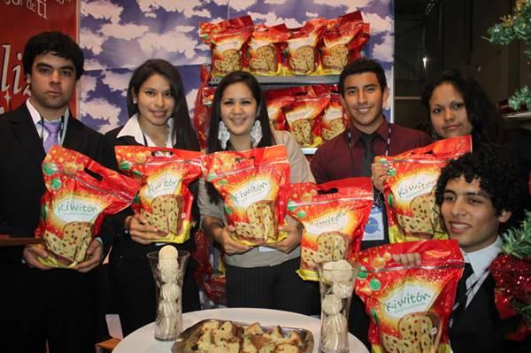 Jóvenes Presentan Ideas de Exportación Rescatando la Cultura Peruana