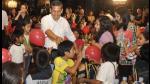 Ollanta Humala, Nadine Heredia y sus hijas regalaron juguetes por Navidad (FOTOS) - Noticias de nayra humala