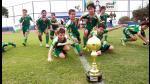 Newton derrotó a Villa Alarife en Infantiles y es campeón del Play Off Escolar 2012 (FOTOS) - Noticias de playoff escolar 2012