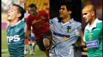 Máximos goleadores de Sudamérica (FOTOS) - Noticias de carlos sacuedo