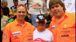Pilotos peruanos del Dakar unen sus fuerzas por el automovilismo (FOTOS) - Noticias de dakar 2012