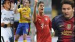 Top 20 de los máximos goleadores del 2012 para la IFFHS (FOTOS) - Noticias de narciso mina