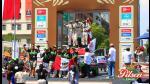 Rally Dakar 2013: Pilotos peruanos subieron al podio en Santiago (FOTOS) - Noticias de rally dakar 2013